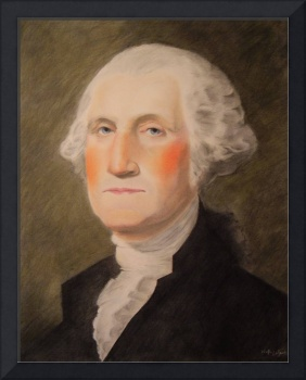 President George Washington Portrait
