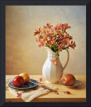 Lilies and Apples