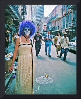 First Mardi Gras After Katrina, New Orleans