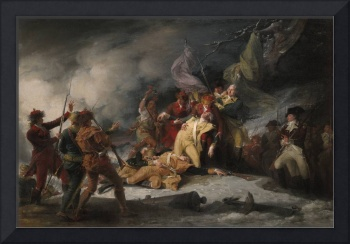he Death of General Montgomery in the Attack on Qu