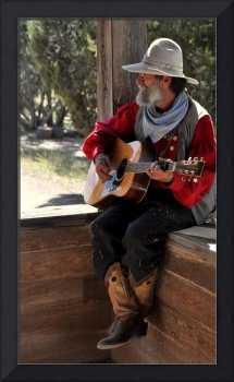 Old Time Musician (Male)