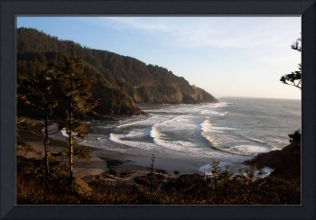 Heceta Head Lighthouse Trail