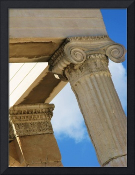 Ancient Greek Architectural Columns