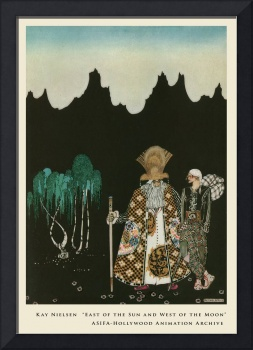 Whither Away? by  Kay Nielsen