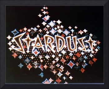 Stardust Hotel Sign only