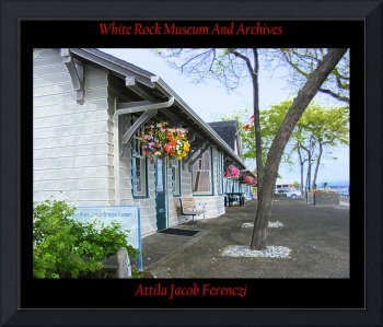 White Rock Museum And Archives