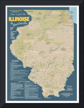 The Geography of Illinoise
