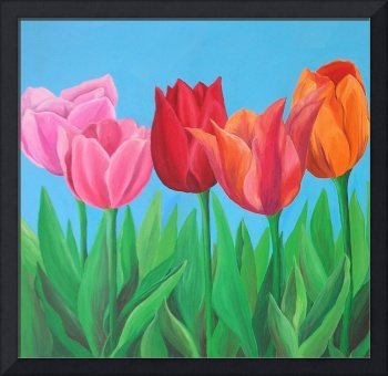 Spectrum of Tulips 1
