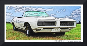 1968 Pontiac GTO Color copy
