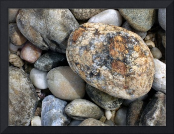 The Beauty of a Beach Rock