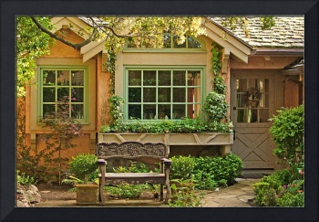 The Fairytale Cottages of Carmel-by-the-Sea