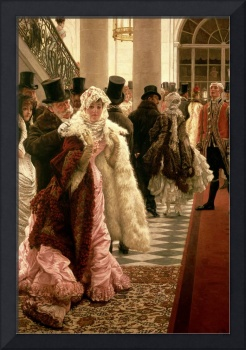 The Woman of Fashion by James Jacques Joseph Tisso