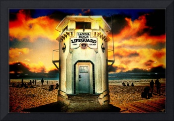 Laguna Beach Lifeguard HQ