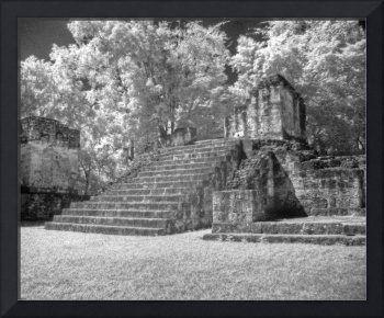 the ghost of tikal