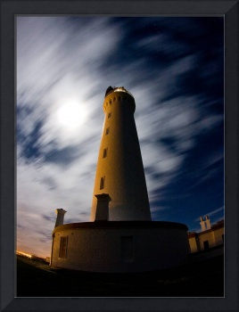 Covesea Lighthouse, Lossiemouth, Scotland