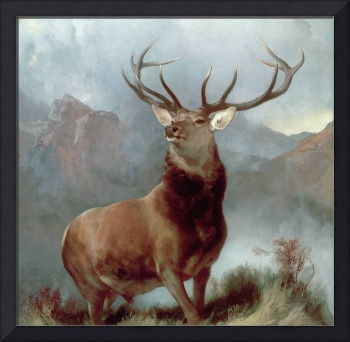 Monarch of the Glen, 1851