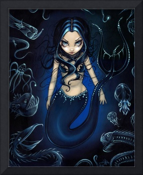 Mermaid of the Deep
