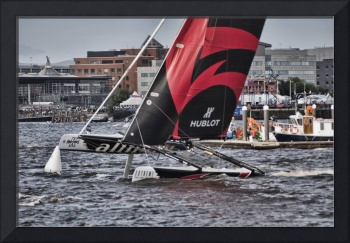 Extreme 40 Team Alinghi 2