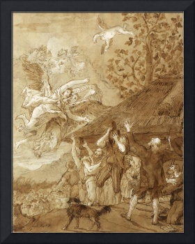 The Annunciation of the Shepherds