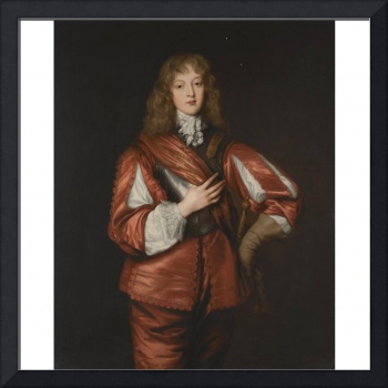 After Sir Anthony van Dyck PORTRAIT OF PHILIP, 5TH