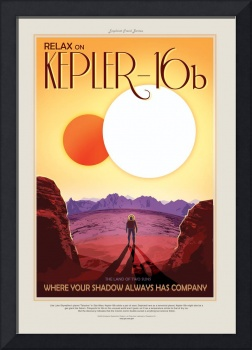 Nasa Space Travel Kepler16b