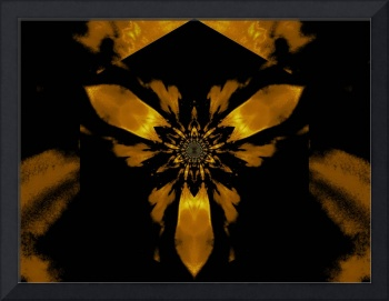 Fire Lotus Golden Yellow 1