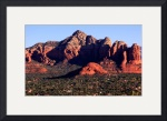 Red Rock Morning  IMG_1965 by Jacque Alameddine