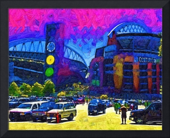Seattle Century Link Stadium