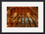 Fourth Presbyterian Church Chicago II by Wayne Moran