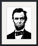Abraham Lincoln by David Caldevilla