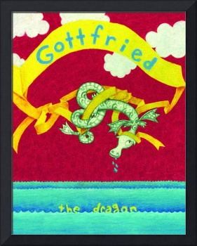 Gottfried the Dragon Cover