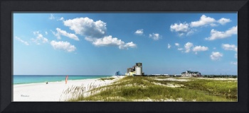 Gulf Shores AL Beach Seascape 1610a