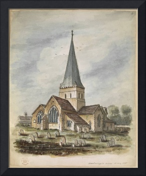 Drawings, chiefly in water-colours, by Edward John