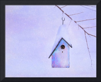 BIRD HOUSE FOR RENT
