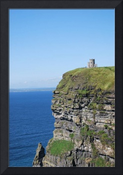 O'Brien's Tower, Aran Islands, and Cliffs #2