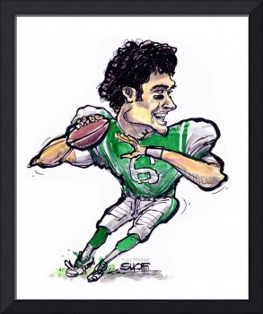 Football / Mark Sanchez Jets Jets Jets