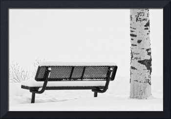 Cesar Melai Love in The Snow BW