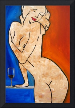 Wine in the Nude