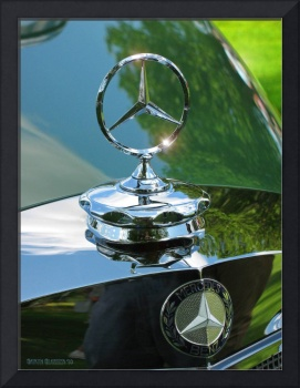Classic Car 1953 Mercedes Benz 300S Roadster