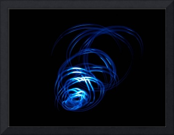 Blue light painting3