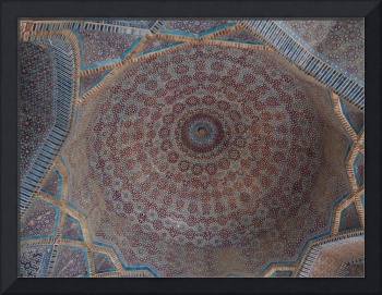Shah Jehan Mosque Ceiling_5342