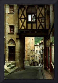 Street Scene Theirs, France