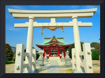 Gate to Beauty and Bliss