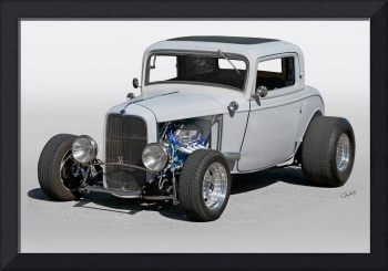 1932 Ford 'Primer Coat' Coupe II