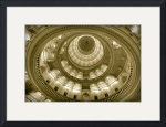 Texas State Capitol Rotunda by Dave Wilson