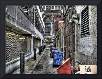 Philly Alley HDR