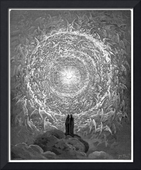 The Empyrean by Gustave Dore