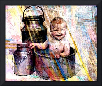 BABY ~ BUCKETS AND PAILS