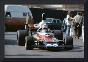 Tom Pryce. 1975 Long Beach Grand Prix