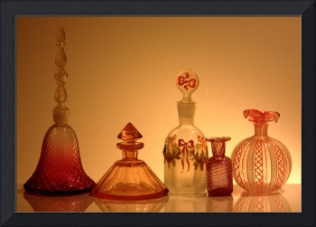 Glass Perfume Bottles 02